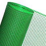 HaGa® Maulwurfgitter 0,6 m x 50 m in Grün - Schutz vor Maulwurf - Maulwurfnetz - Langfristige Maulwurfabwehr