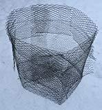Arboterra Wühlmausschutzkorb aus blankem, unverzinktem Sechseckgeflecht